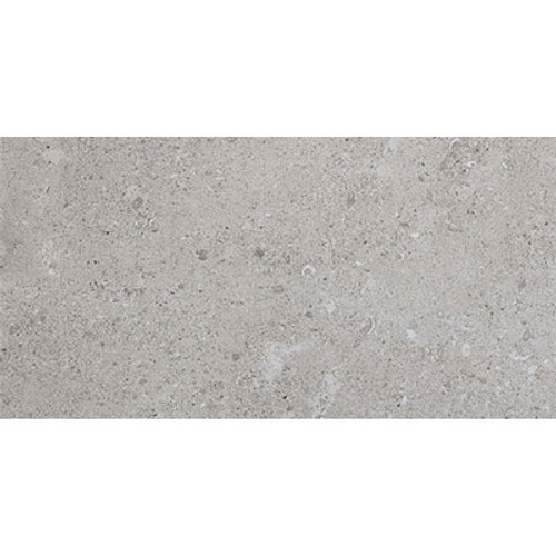 Dignitary Collection - Eminence Grey Textured Porcelain 12x24