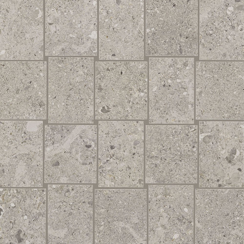 Dignitary Collection - Superior Taupe Abstract Mosaic 12x12