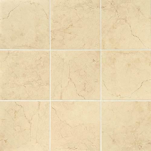 Florentine Collection - Marfil Matte Porcelain 12x12