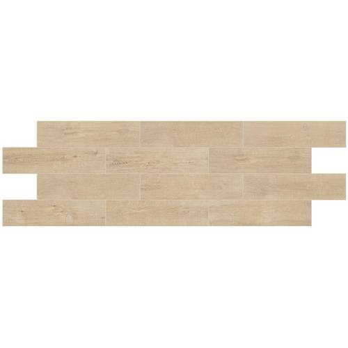 Gaineswood Collection - Pine Porcelain 6x24