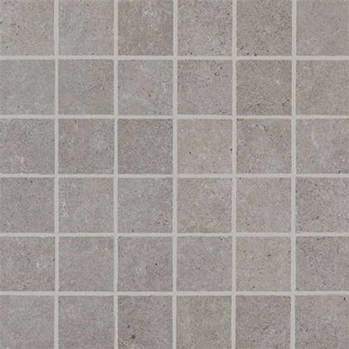 Haut Monde Collection - Glittera Ti Granite Porcelain Mosaic 2x2 On 12x12 Sheet