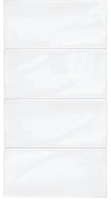 Marlow Cloud 3x6 Glossy Wall Tile (51-104)