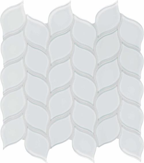 Element Ice Petal Glass Mosaics (35-130)