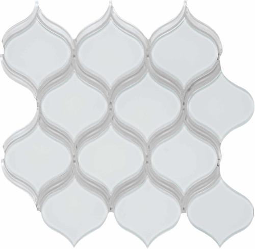 Element Ice Arabesque Glass Mosaics (35-138)