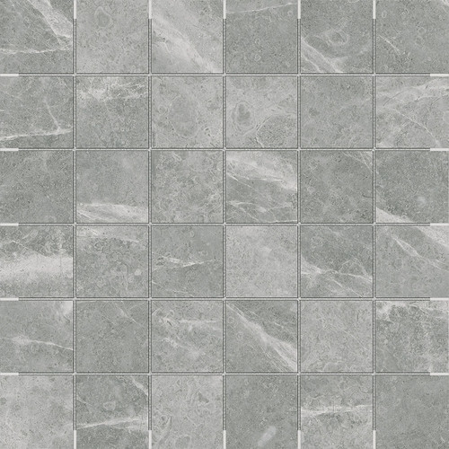 Torino Argento 2x2 HD Mosaics (63-571)