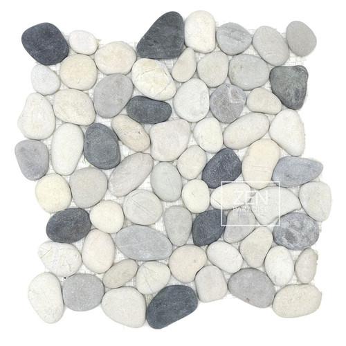 Seaside Mix Pebbles 12x12 (ZPP011)