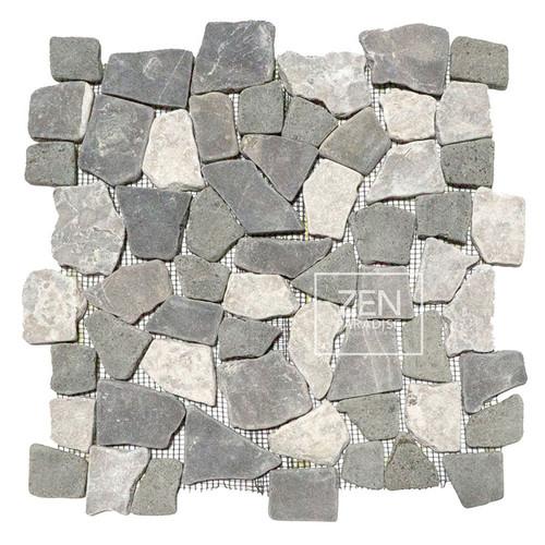 Mountain Mix Mosaic 12x12 (ZPM011)