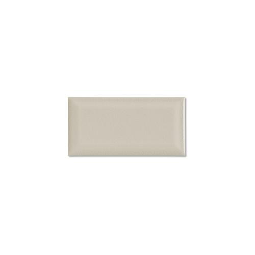 "Hampton Cadet Gray 3x6 Beveled Glazed Edge 6"" Side (ADXADHCG905)"
