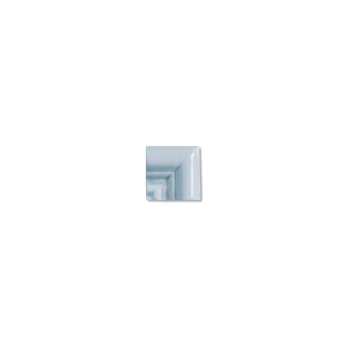 Hampton Stellar Blue Rail Molding Frame Corner (ADXADHSB304)