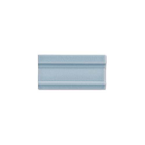 Hampton Stellar Blue Crown Molding 3x6 (ADXADHSB217)
