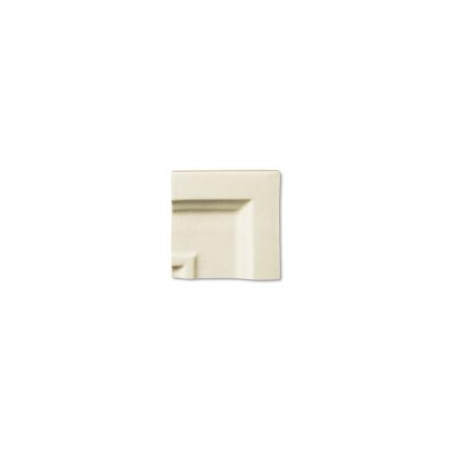 Hampton Bone Crown Molding Frame Corner (ADXADHBQ306)