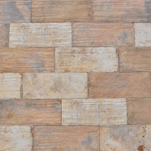 Cotto Brick Natural 6x16 (IF06X16BN)