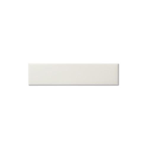 """Studio Snow Cap 1.9x7.8 Single Glazed Edge 1.9"""" Edge (ADSTW815)"""