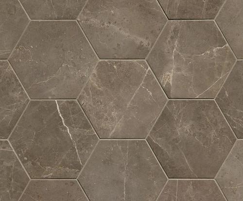 Roma Imperiale Hexagon 10x8 Floor Tile (ROIMESAGONO)