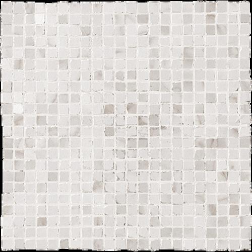 Roma Calacatta Micromosaic 5/8x5/8 (ROCAMOSMICRO)