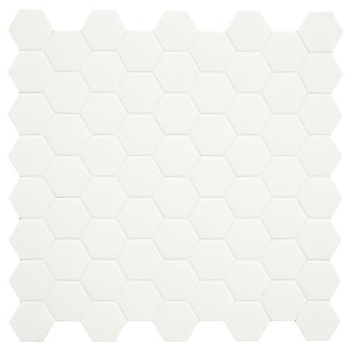 Hexa Lemon Sorbet Matte Hexagon Mosaic (HXLMMATMOS)