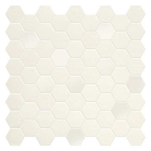 Hexa Cotton Candy Hexagon Mixed Mosaic (HXCCMIXMOS)