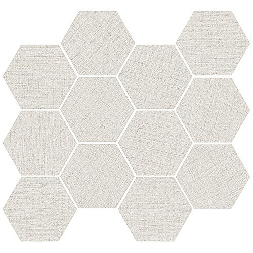 Fabrique 2.0 Cotton 3.25 Hex Mosaic (ZH6818AQQ054P)