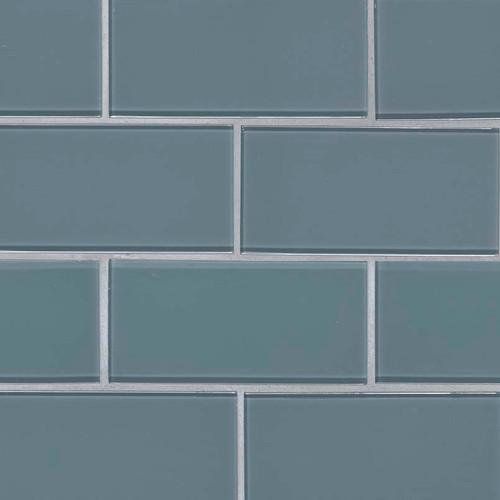Harbor Gray Subway Tile 3x6 (SMOT-GL-T-HAGR36)