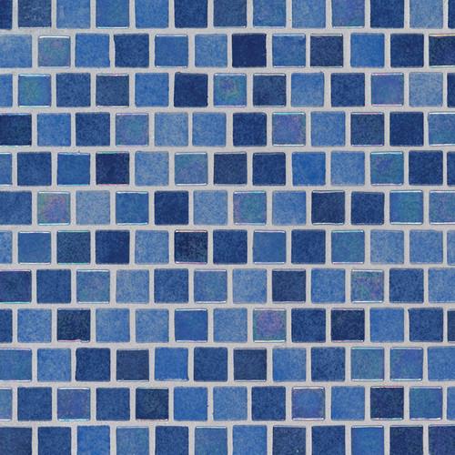 Hawaiian Sky 1x1 Staggered Mosaic (SMOT-GLSB-HAWSKY4MM)