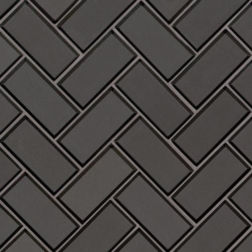 Buy Ms International Metallic Gray Glass Tiles Online Ms