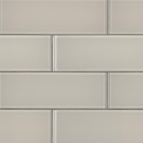 Snowcap White Subway Tile 3x9 (SMOT-GL-T-SNWHT39)