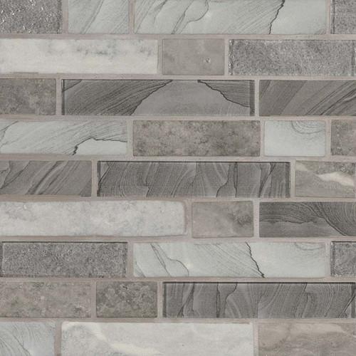 Tarvos Interlocking Patterned Mosaic (SMOT-GLSIL-TARVOS6MM)