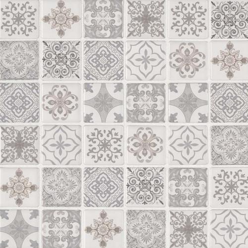 Anya Blanco 2x2 Mosaic (SMOT-PT-ANYBLA6MM)