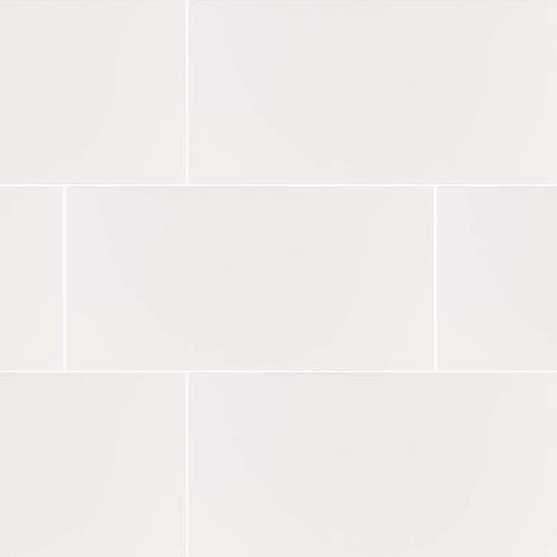 Dymo White 12x24 Glossy (NDYMWHI1224G)