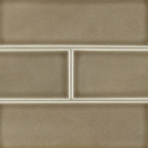 Highland Park Artisan Taupe Subway Tile 4x12 (SMOT-PT-ARTA412)