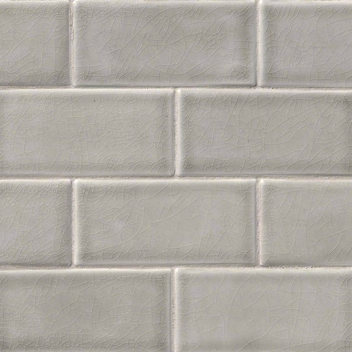 Highland Park Dove Gray Subway Tile 3x6 (SMOT-PT-DG36)