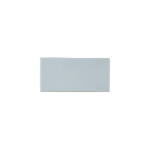 "Studio Ice Blue 5.8"" Glazed Edge 2.8X5.8 (ADSTI805)"