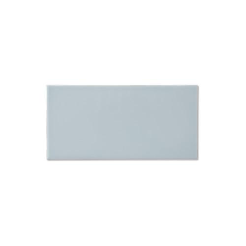 "Studio Ice Blue 7.8"" Glazed Edge 3.8X7.8 (ADSTI811)"