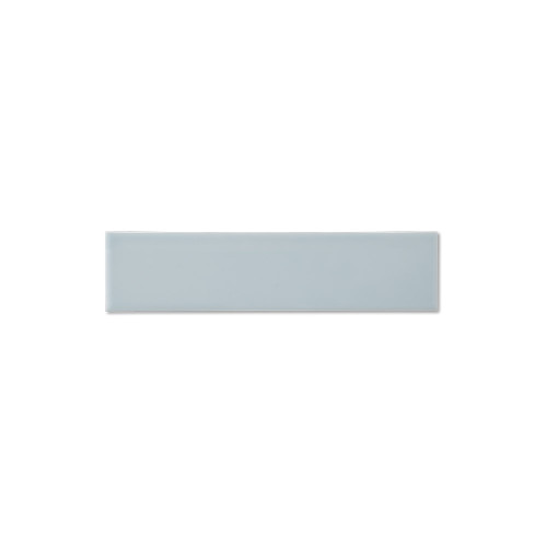 "Studio Ice Blue 1.9x7.8 Single Glazed Edge 1.9"" Edge (ADSTI815)"