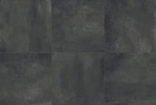 Plus One Coal Polished Rectified 24x24 (1101213)