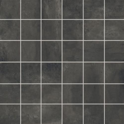 Plus One Coal Matte Mosaic 2x2 (1101153)