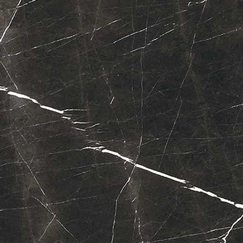Luxury Nero Marquina Polished Rectified 24x24 (1099983)