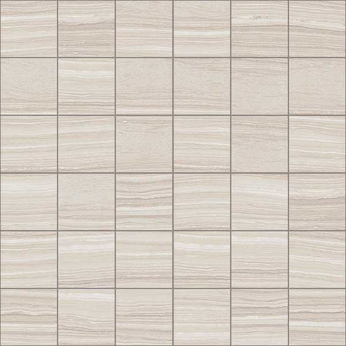 Matrix Classic Tan Honed Mosaic 2x2