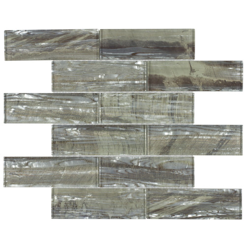 Chic Silk Elements 12x14 Mosaic (ANTHCHSI)
