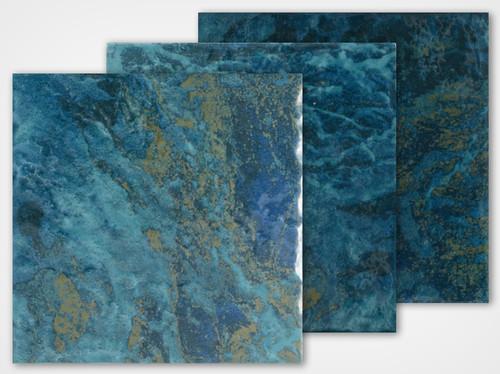 Abyss Series - Atlantis Porcelain Field Tile 6x6 (AY-621)