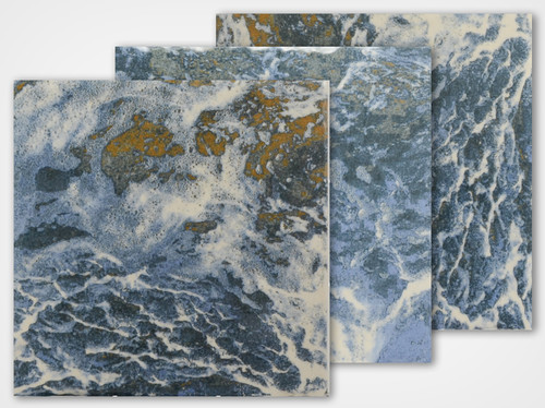 Abyss Series - Alexandria Porcelain Field Tile 6x6 (AY-623)