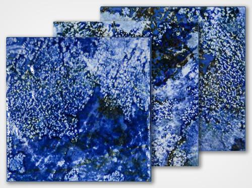 Cascade Series - Lagoon Porcelain Field Tile 6x6 (CS-691)