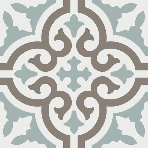 Casablanca Aqua Field Tile 8x8 (CAHYD005-88)