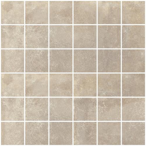 Matiere Corda Porcelain Mosaic 2x2 on 12x12 sheet (02CMT8TZ)