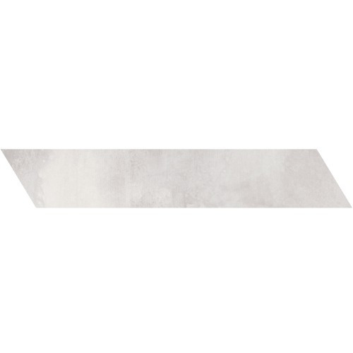 Metal Max 2.0 Light Grey Porcelain Right Chevron 4x24 (HMM10601F-CHR)