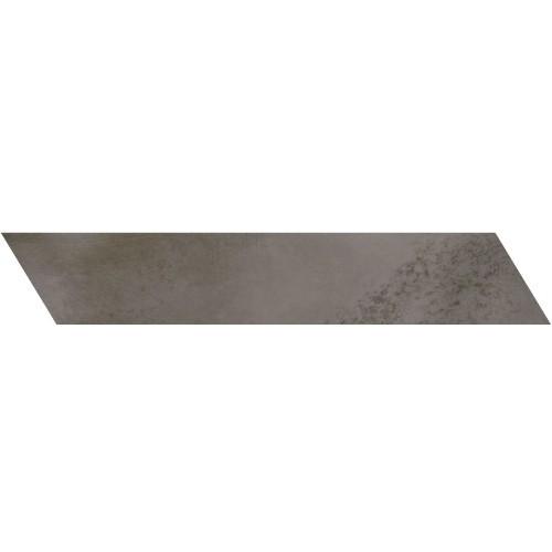 Metal Max 2.0 Dark Grey Porcelain Right Chevron 4x24 (HMM10603F-CHR)