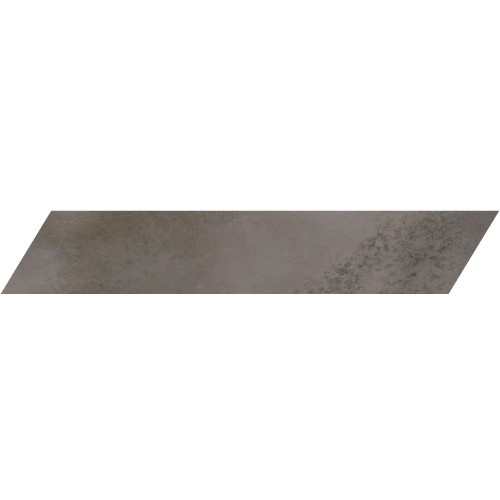 Metal Max 2.0 Dark Grey Porcelain Left Chevron 4x24 (HMM10603F-CHL)