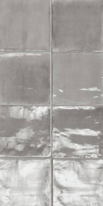 Tsquare Rainy Day Glossy Ceramic 6x6 Wall Tile (GSWTTTSW09G)