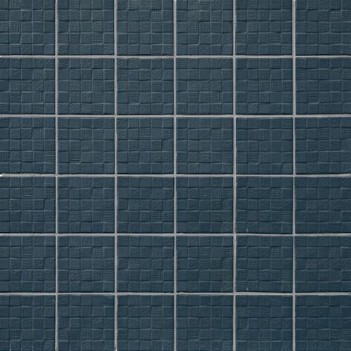 Tsquare Royal Blue Porcelain Mosaic 2x2 (GSPTTTSM08N)
