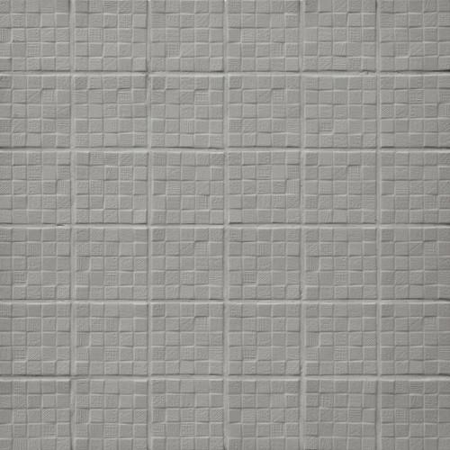 Tsquare Rainy Day Porcelain Mosaic 2x2 (GSPTTTSM09N)